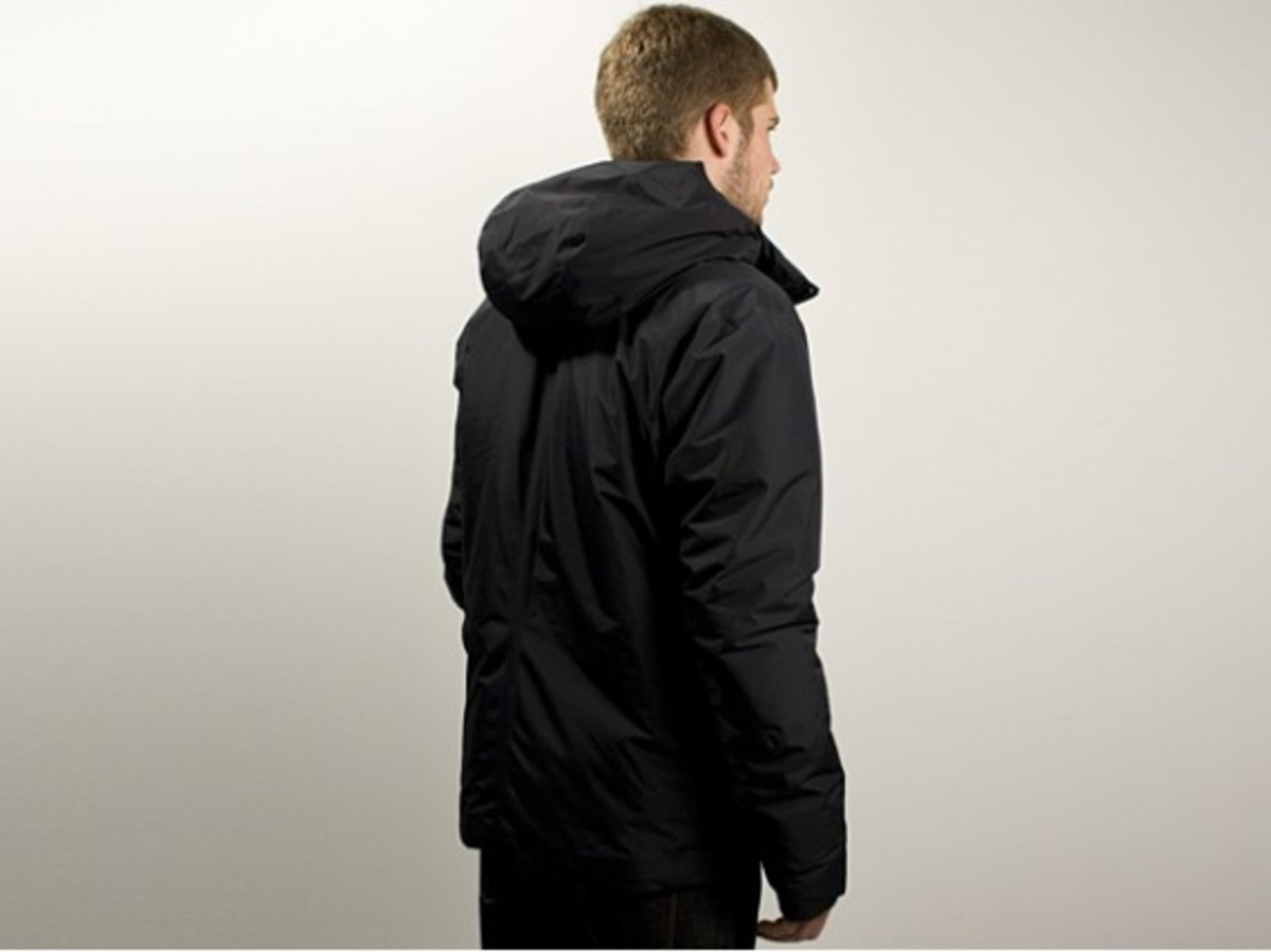 Insulated Shell Jacket 3