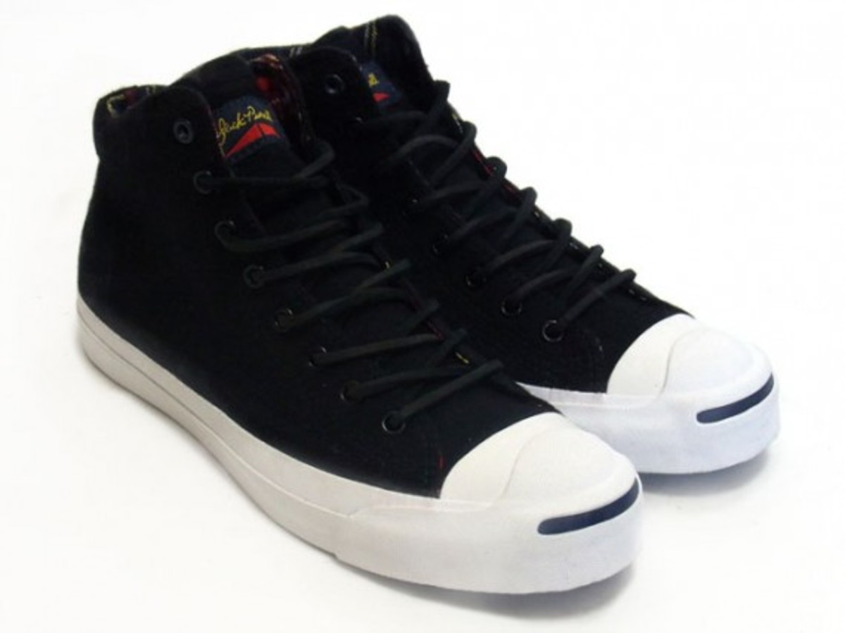 Jack Purcell Mid Melton