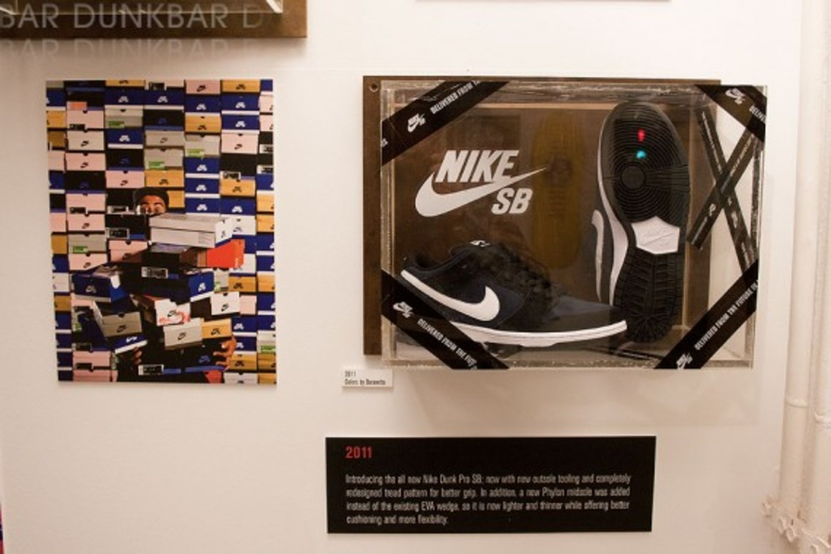Nike SB Booth at Bright Winter 2011 22