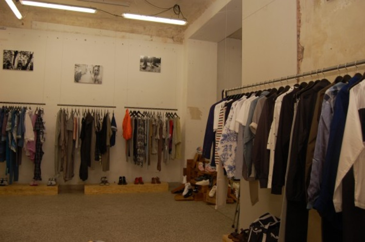 WOOD WOOD x VICE Magazine - WWXV Pop-Up Shop - 02