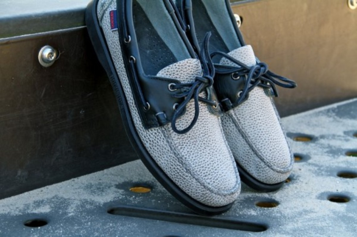 Ronnie Fieg x Sebago - Spring/Summer 2011 Men's Collection & Site Launch - 1