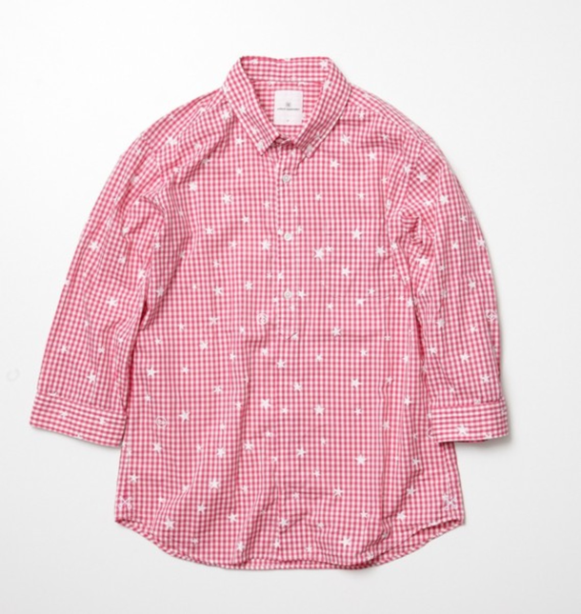 star-print-gingham-check-shirt-04