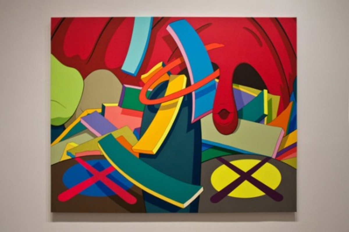 kaws-erik-parker-pretty-on-the-inside-paul-kasmin-gallery-04