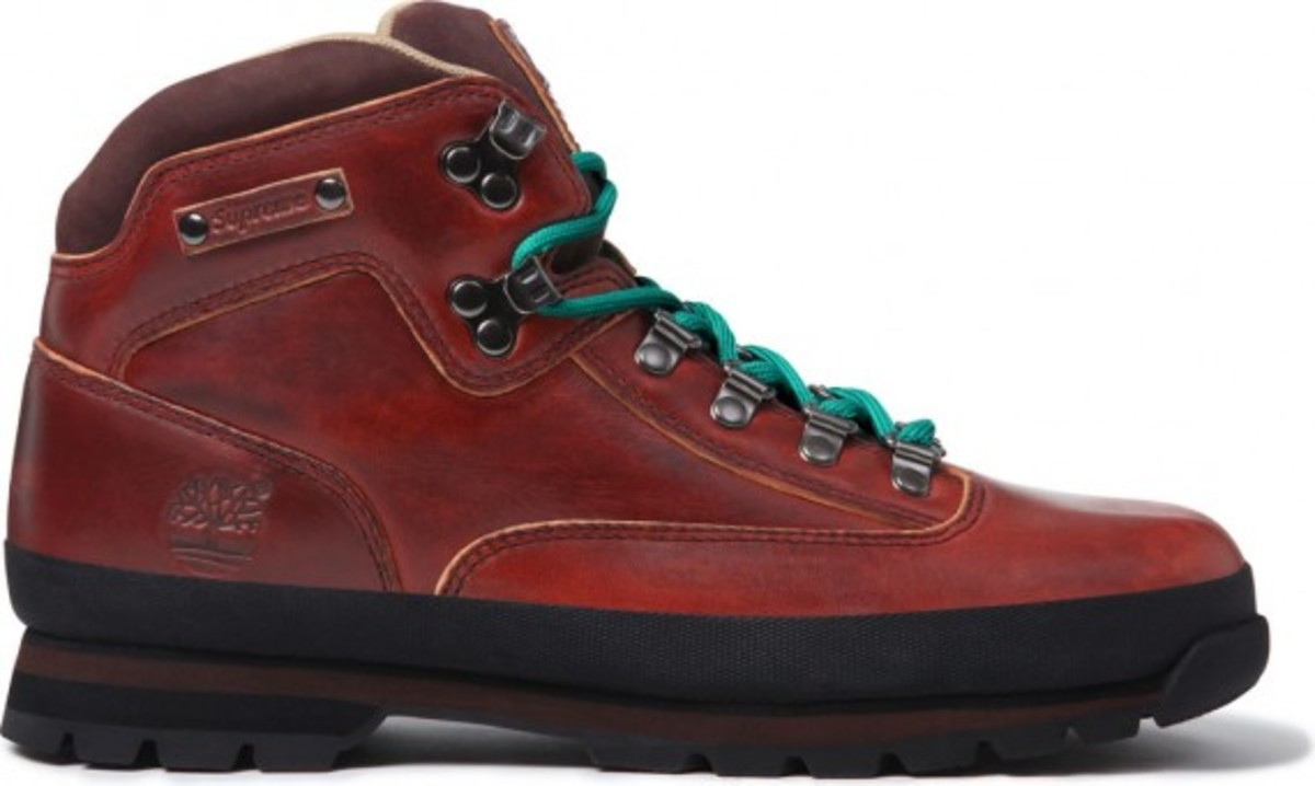 Supreme x Timberland Euro Hiker Pack | Available Now - 2