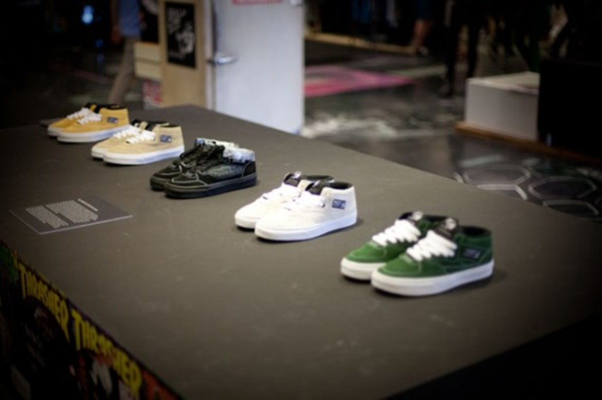 VANS Half Cab 20th Anniversary Collection - Spring 2012 | Preview - 1