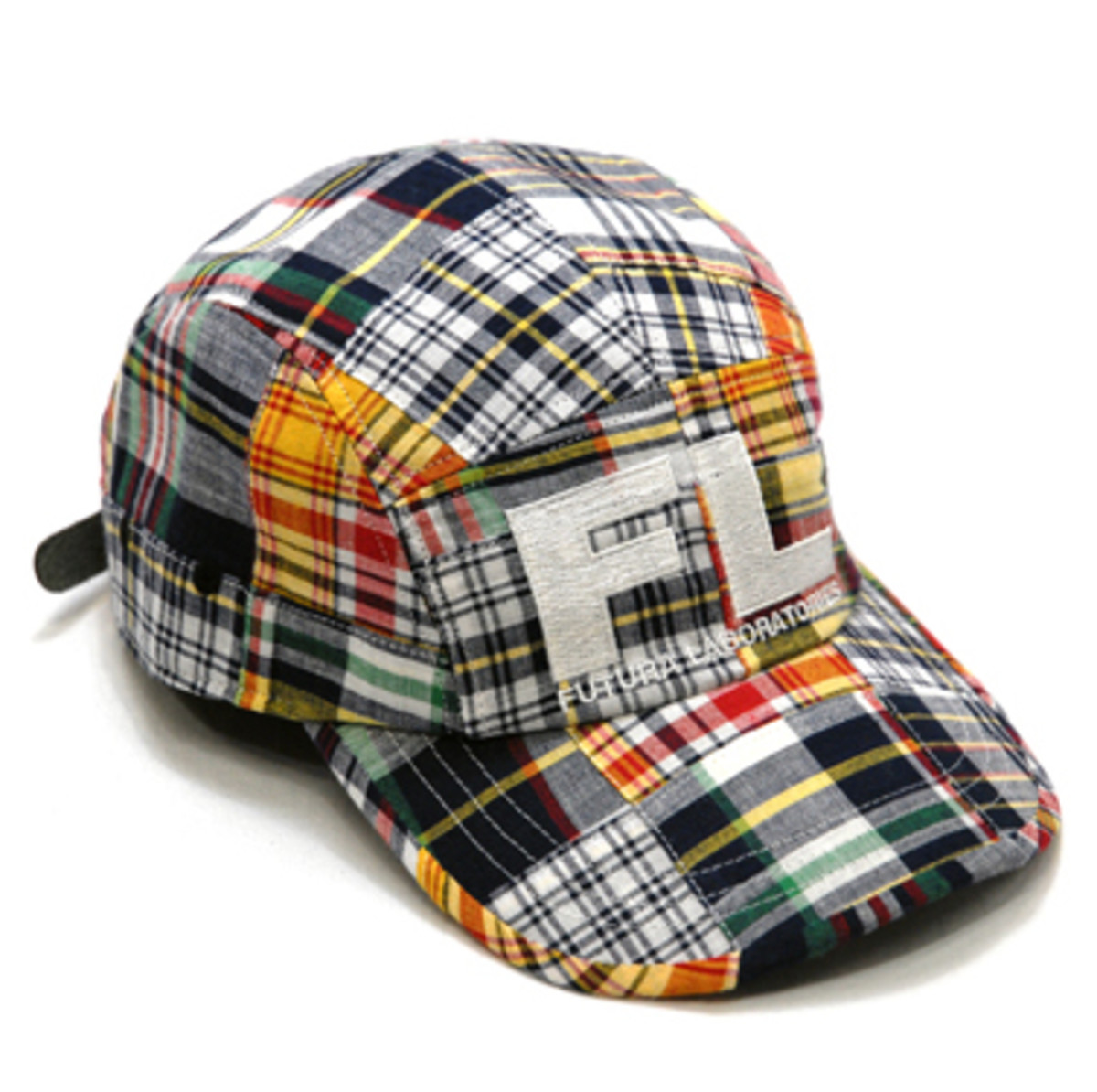FUTURA LABORATORIES   Madras Patchwork Collection