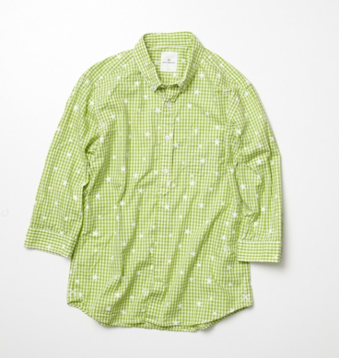 star-print-gingham-check-shirt-05