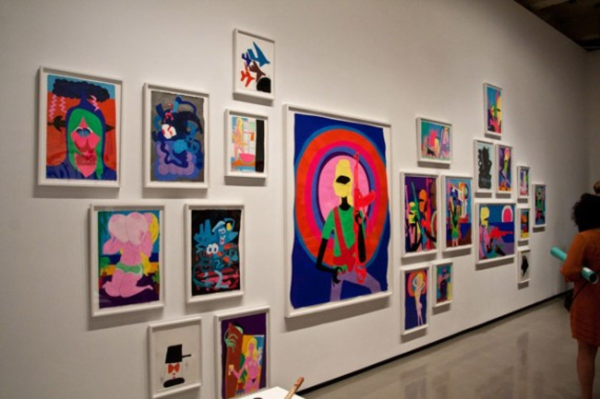kaws-erik-parker-pretty-on-the-inside-paul-kasmin-gallery-02