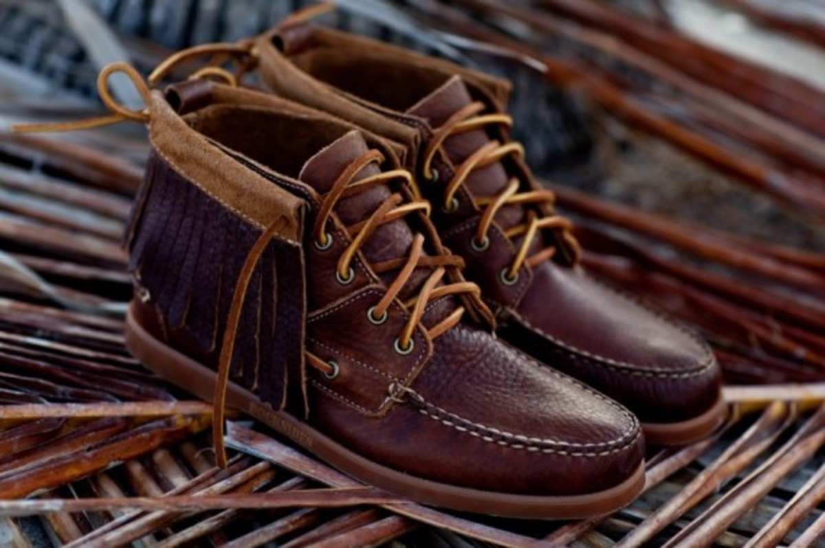 Ronnie Fieg x Sebago - Spring/Summer 2011 Men's Collection & Site Launch - 0