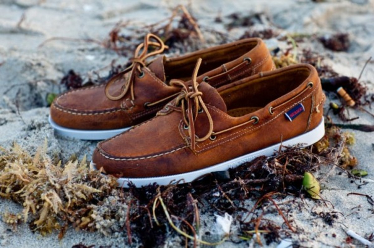 Ronnie Fieg x Sebago - Spring/Summer 2011 Men's Collection & Site Launch - 8