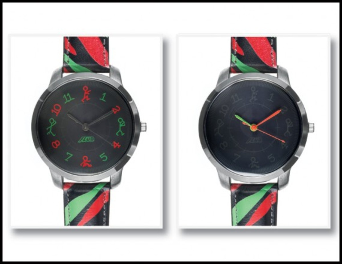 FLuD Watches - Spring/Summer 2009 Collection - 4080