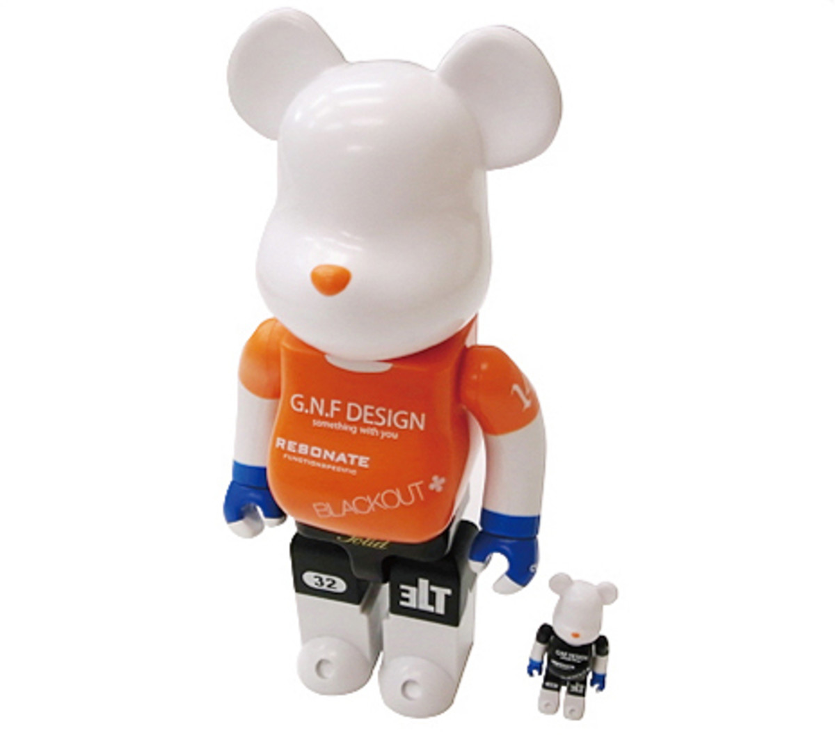 Gallery1950 x MEDICOM - 14th Anniversary BE@RBRICK - 01
