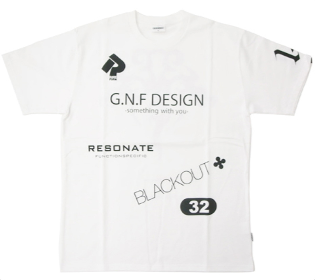 Gallery1950 - 14th Anniversary T-Shirt White