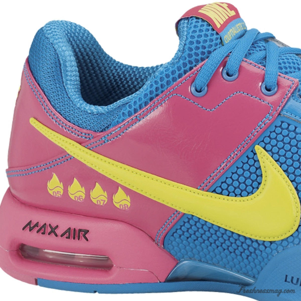 Nike Air Max Courtballistec 344530-431 - 04