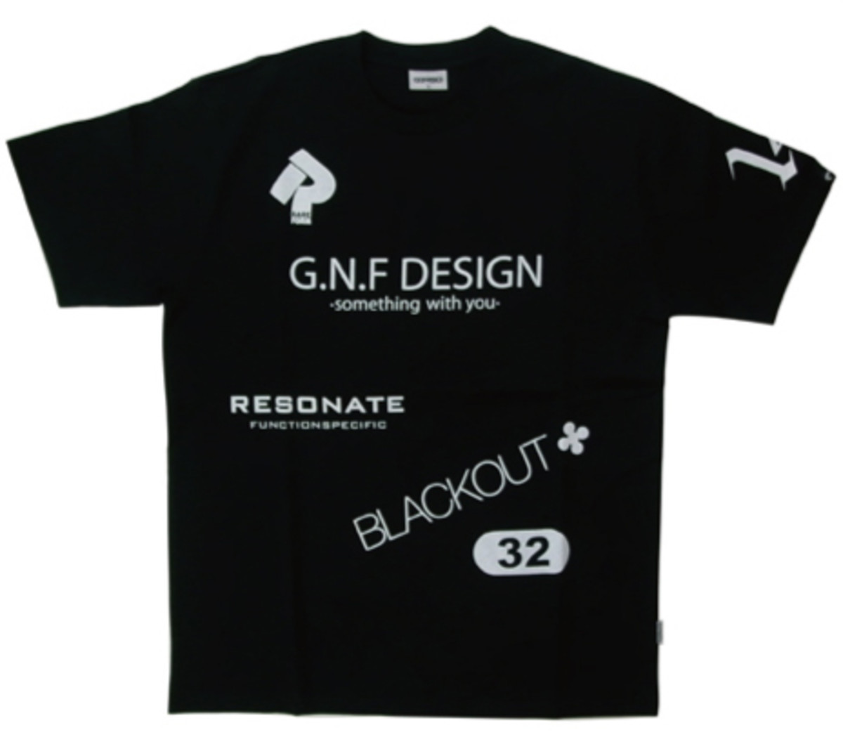 Gallery1950 - 14th Anniversary T-Shirt Black
