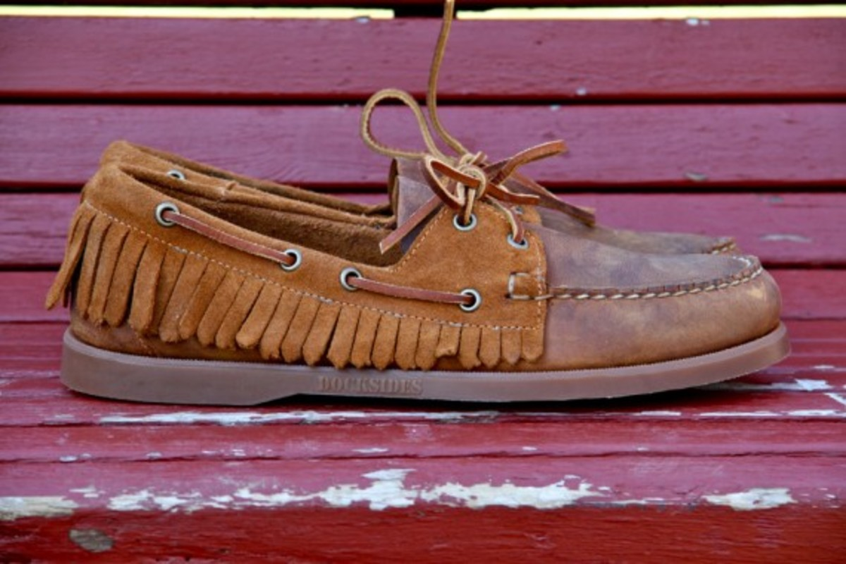 Ronnie Fieg x Sebago - Spring/Summer 2011 Men's Collection & Site Launch - 6