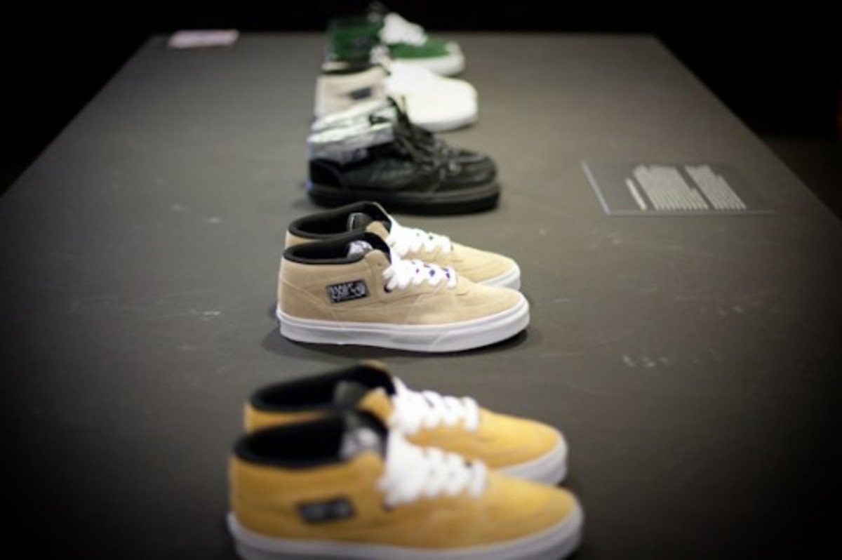 VANS Half Cab 20th Anniversary Collection - Spring 2012 | Preview - 2