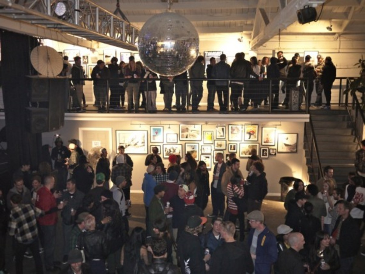 Love & Guts: Thrasher 30 Year Anniversary Exhibition - Recap - 15