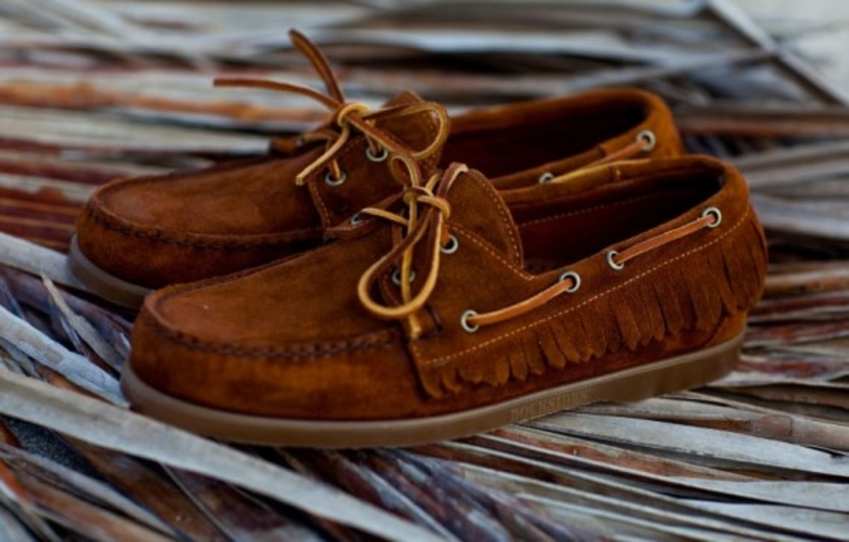 Ronnie Fieg x Sebago - Spring/Summer 2011 Men's Collection & Site Launch - 5