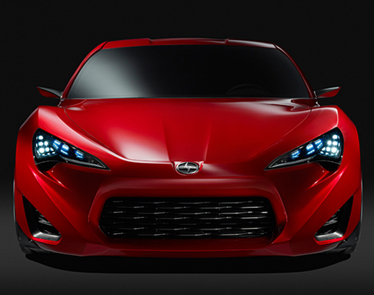 Scion frs concept