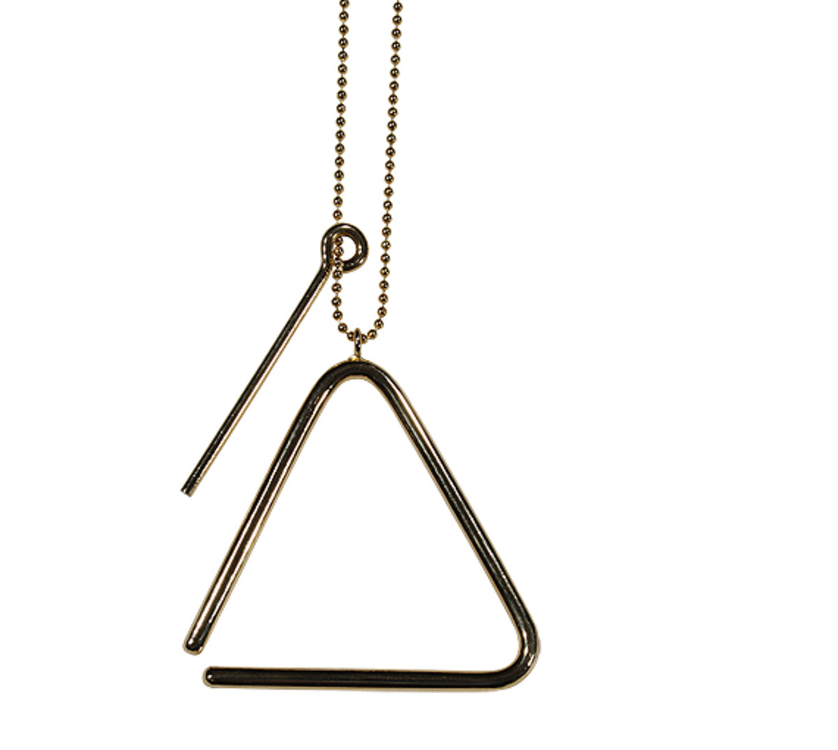 PHENOMENON - Triangle Necklace - Gold