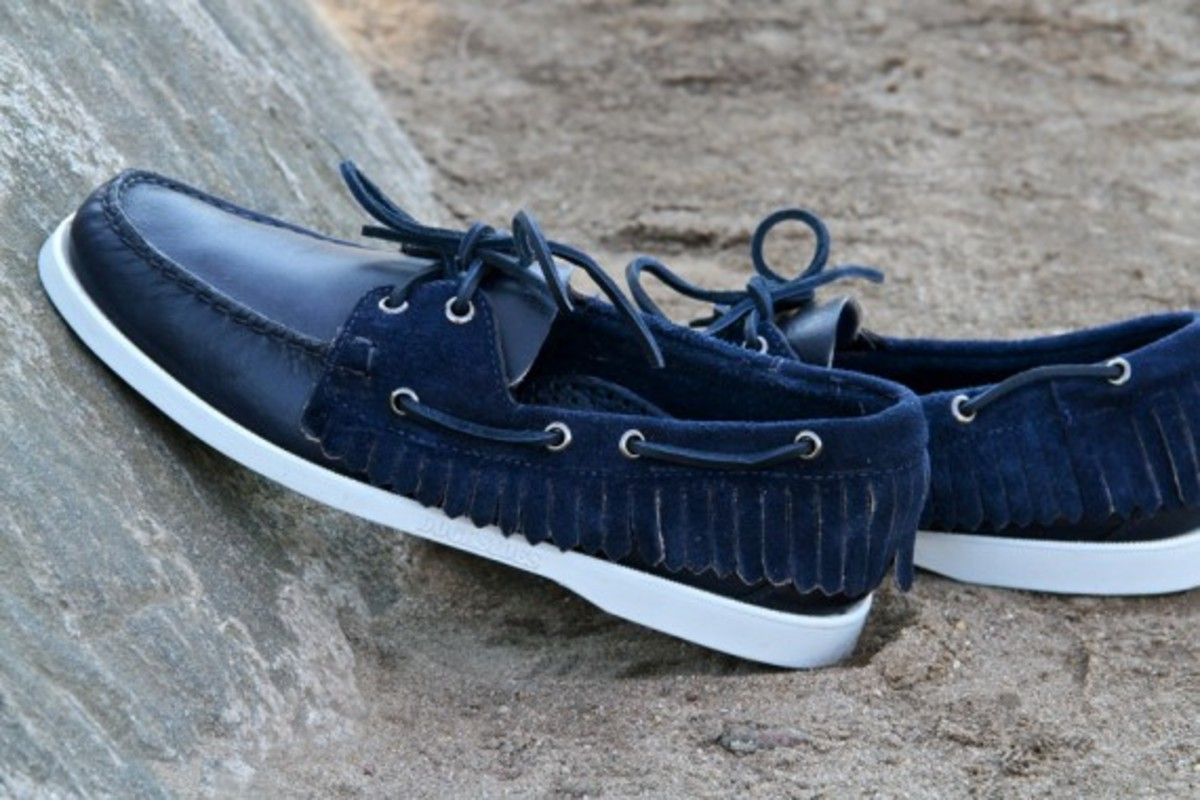 Ronnie Fieg x Sebago - Spring/Summer 2011 Men's Collection & Site Launch - 4