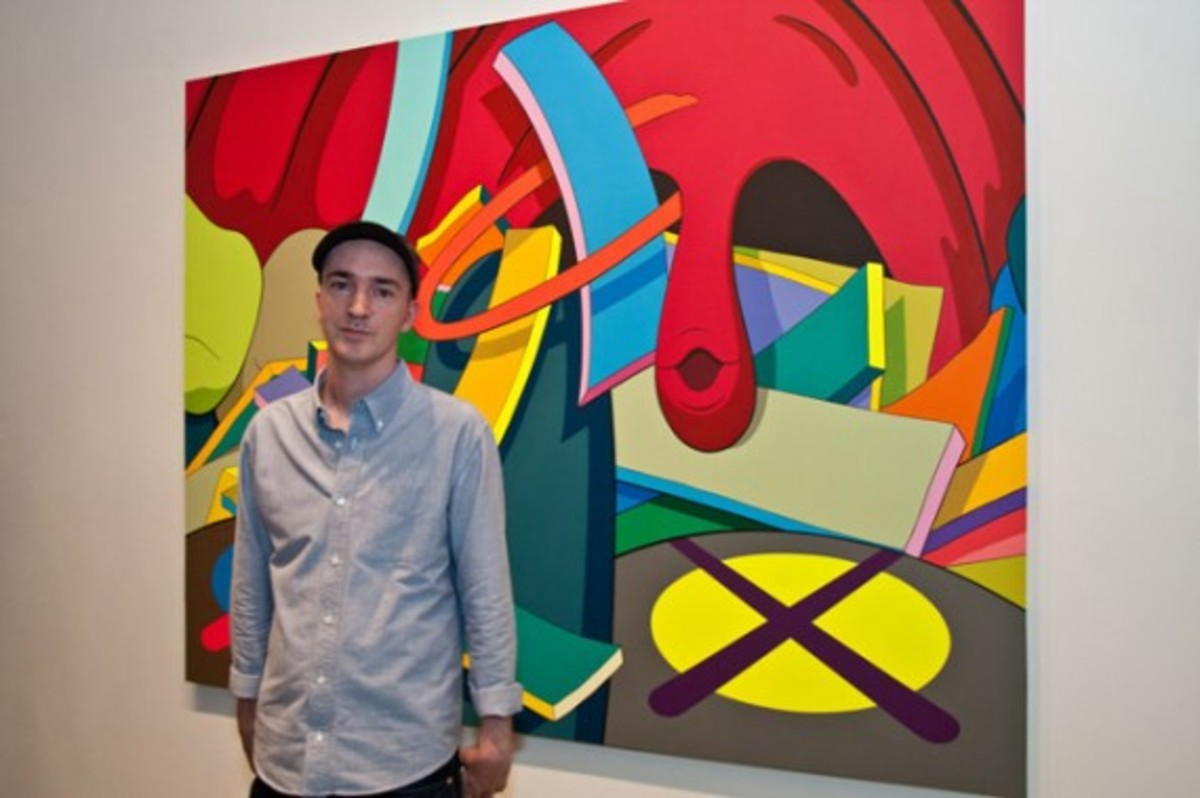 kaws-erik-parker-pretty-on-the-inside-paul-kasmin-gallery-01
