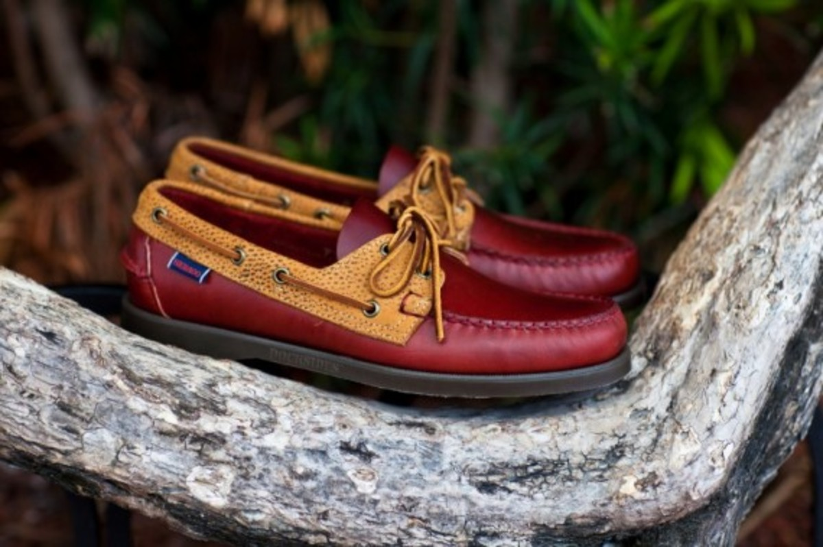 Ronnie Fieg x Sebago - Spring/Summer 2011 Men's Collection & Site Launch - 2