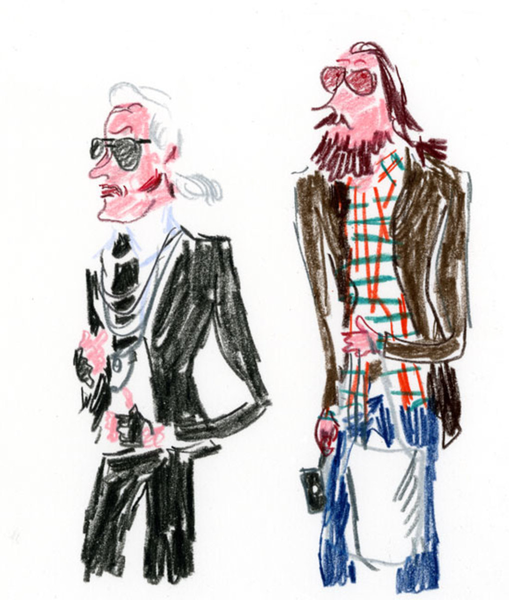 The Unknown Hipster | By Jean Philippe Delhomme