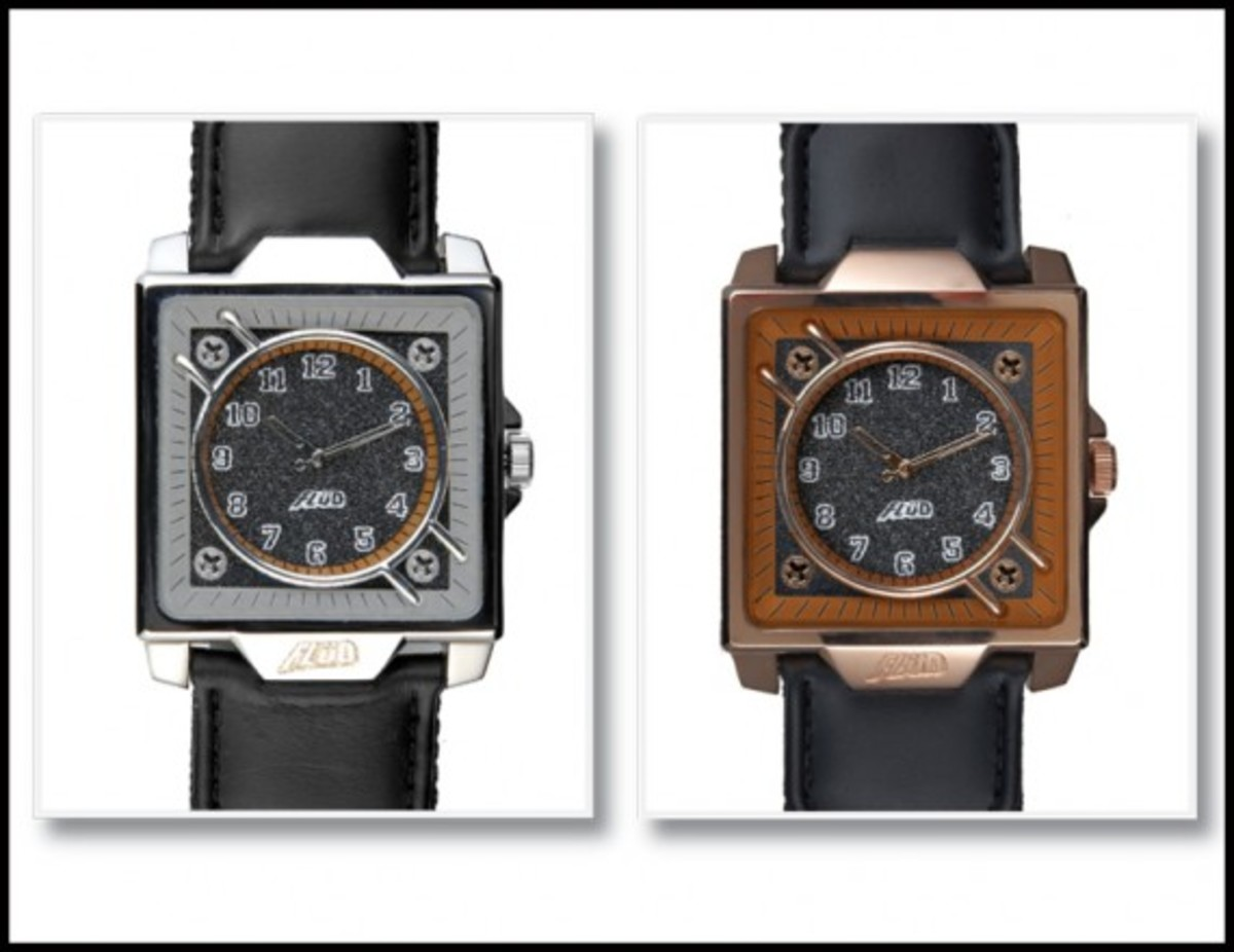 FLuD Watches - Spring/Summer 2009 Collection - The Deck