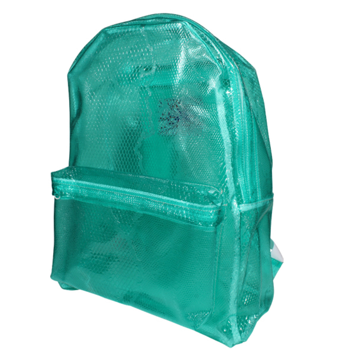 PHENOMENON - PVC Clear Backpack - Green (Snake)