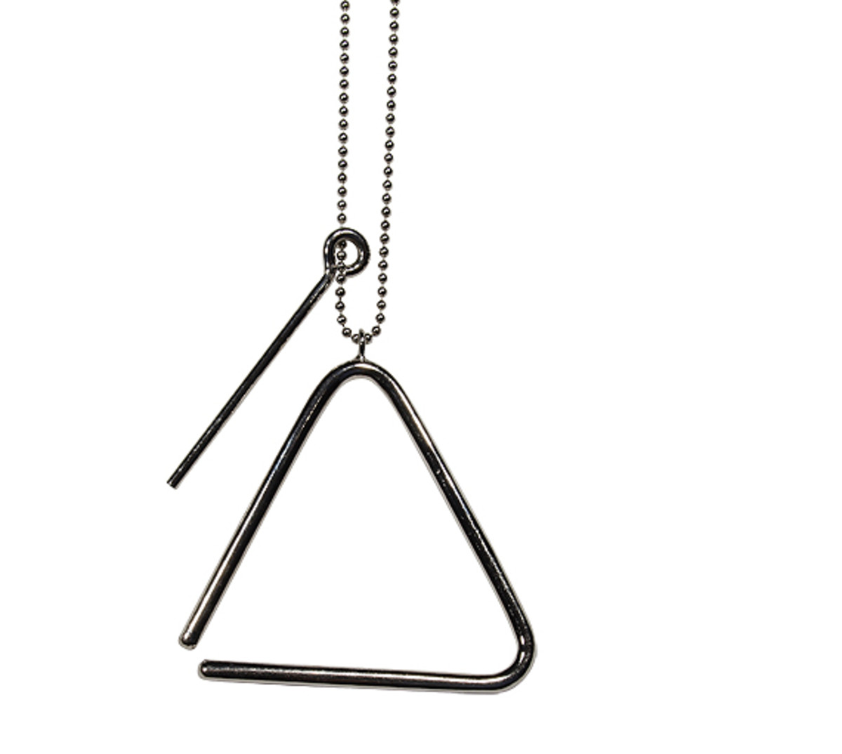 PHENOMENON - Triangle Necklace - Silver