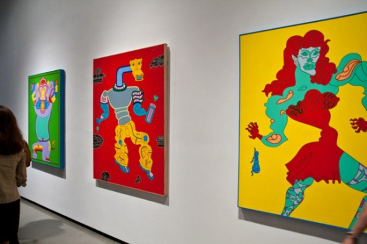 kaws-erik-parker-pretty-on-the-inside-paul-kasmin-gallery-05