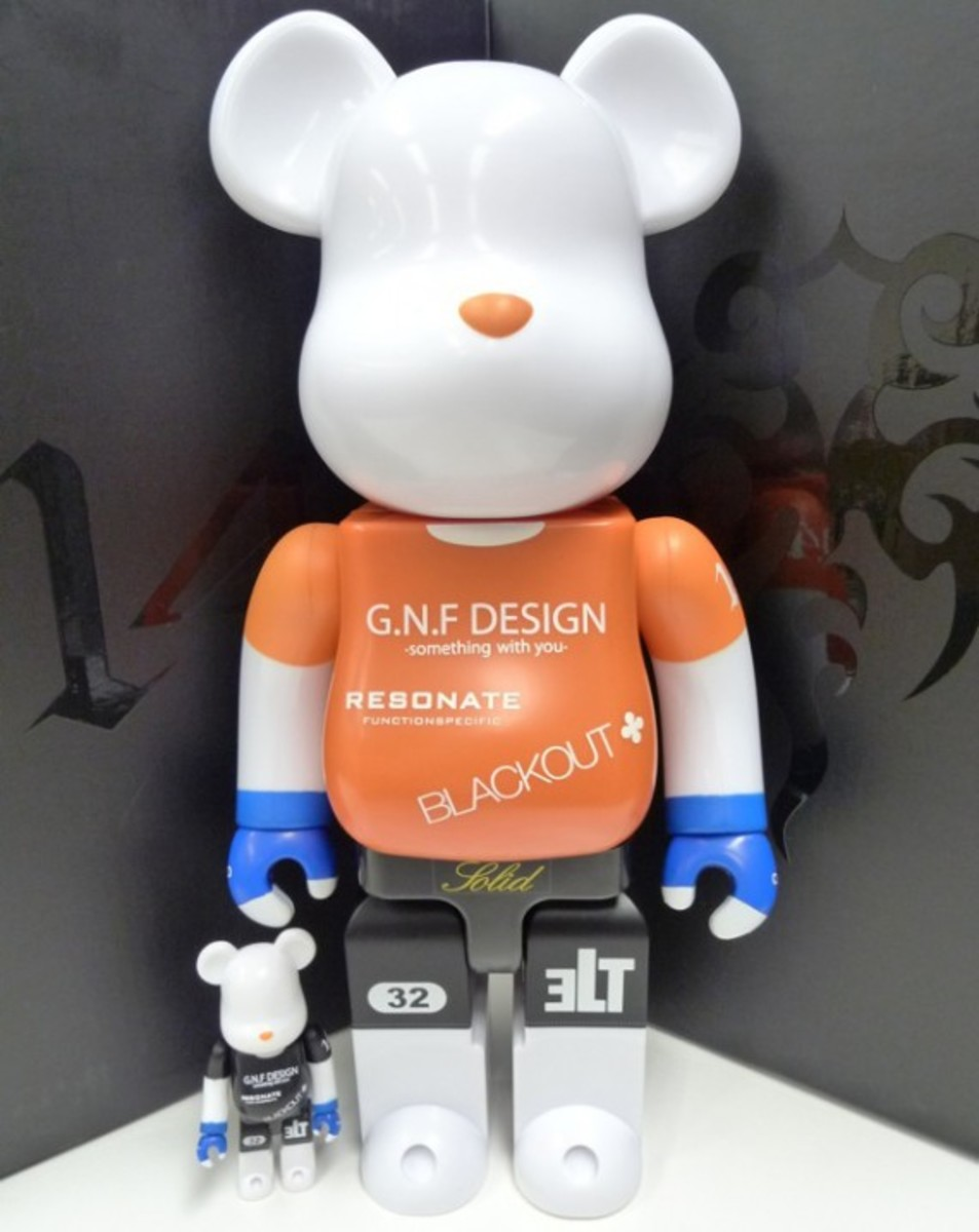 Gallery1950 x MEDICOM - 14th Anniversary BE@RBRICK - 02