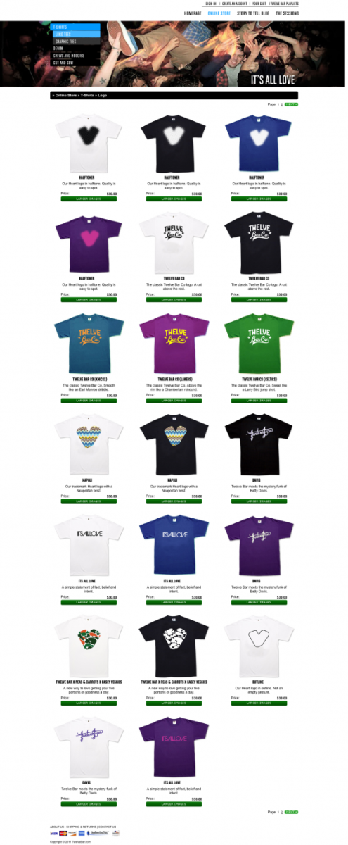 Twelve-Bar-Logo-Tees