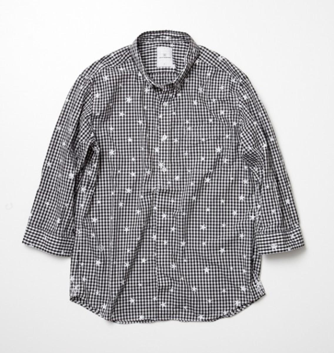star-print-gingham-check-shirt-01