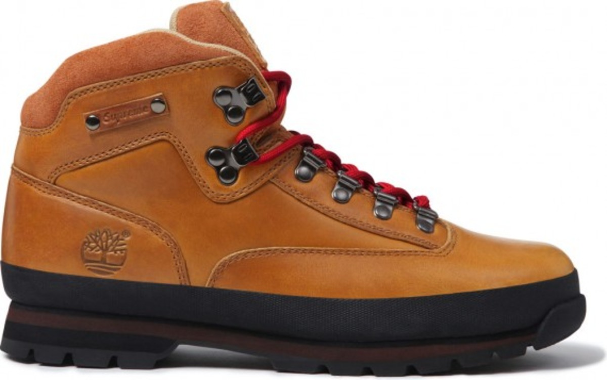 Supreme x Timberland Euro Hiker Pack | Available Now - 9