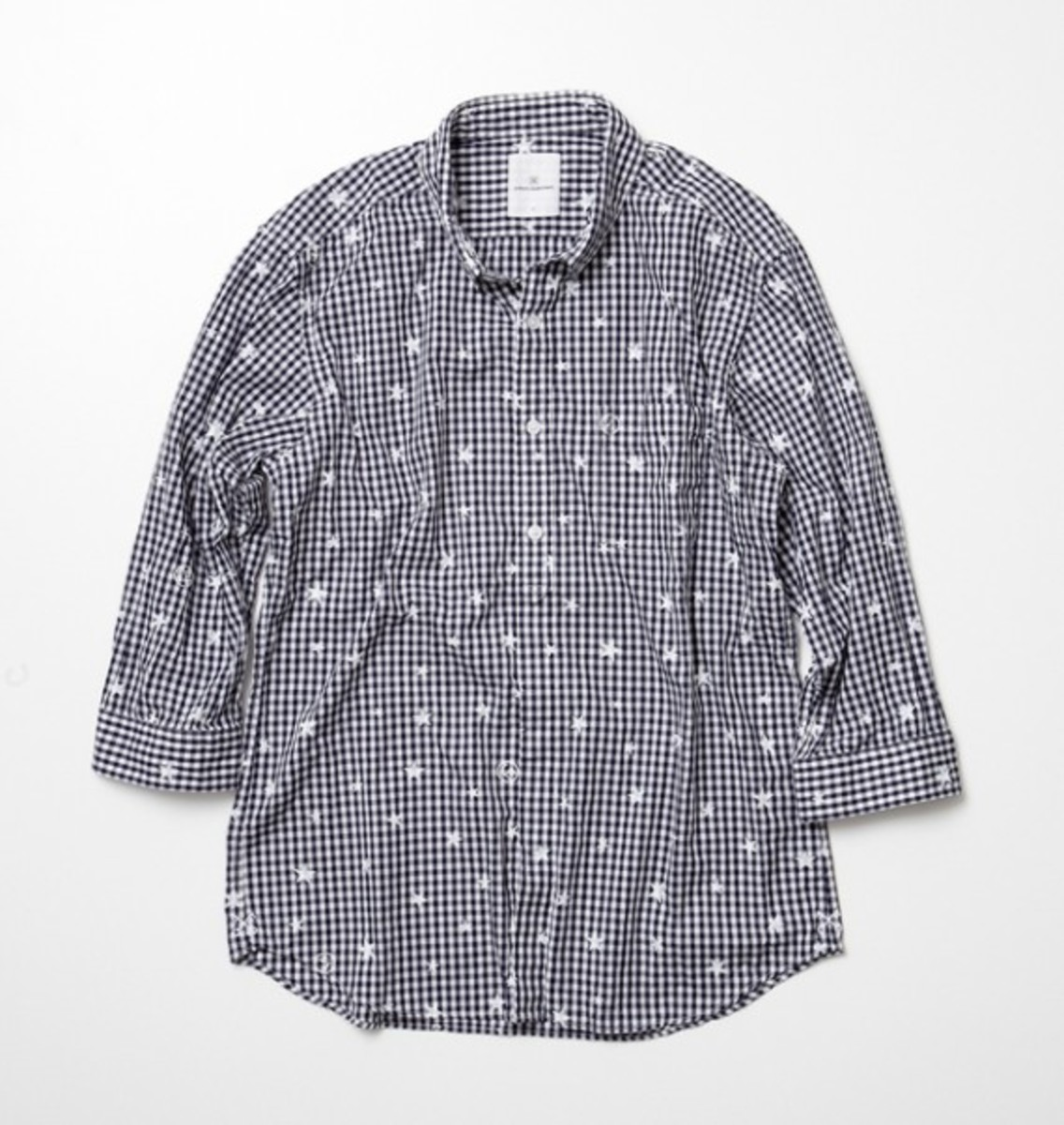 star-print-gingham-check-shirt-02