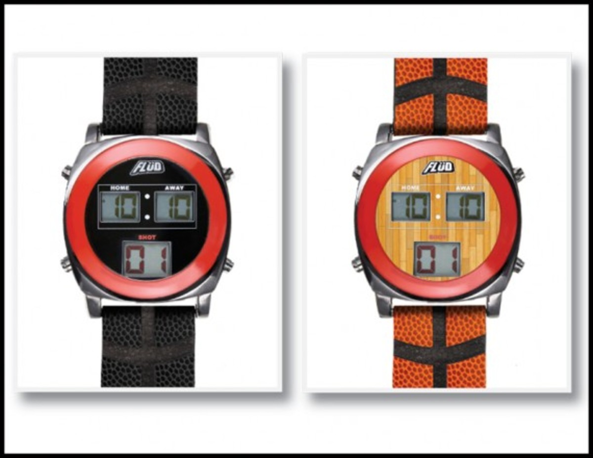 FLuD Watches - Spring/Summer 2009 Collection - Timeout