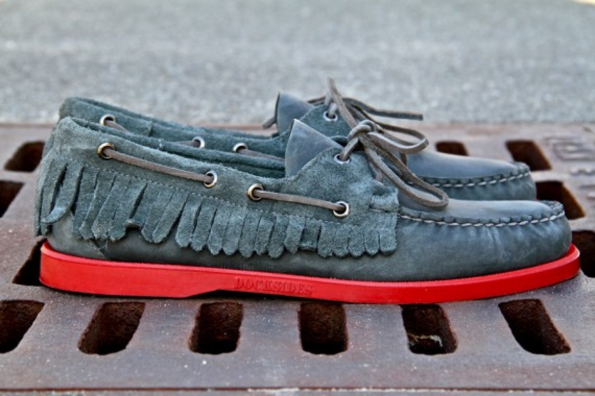 Ronnie Fieg x Sebago - Spring/Summer 2011 Men's Collection & Site Launch - 3