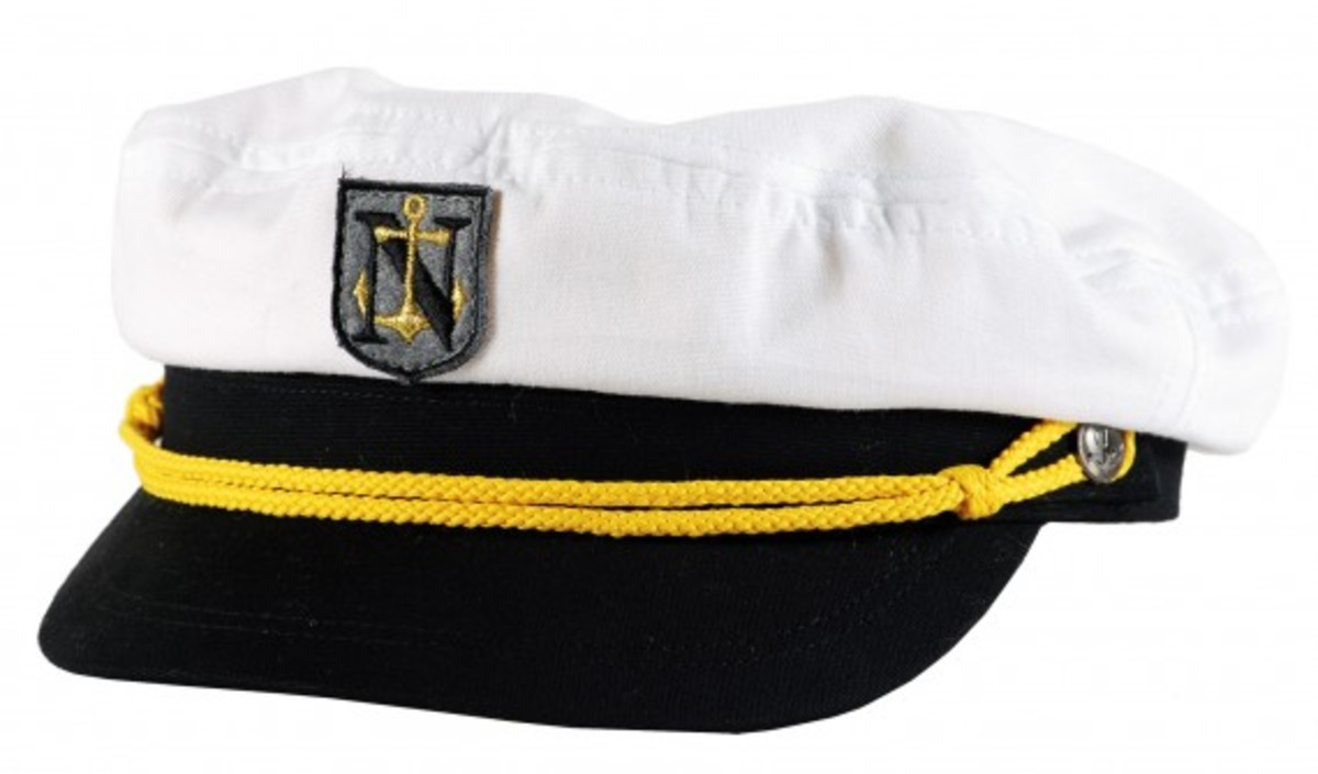 Neff x Steve Aoki - Neff DIM MAK Headwear Collection - Sailor Cap (White)
