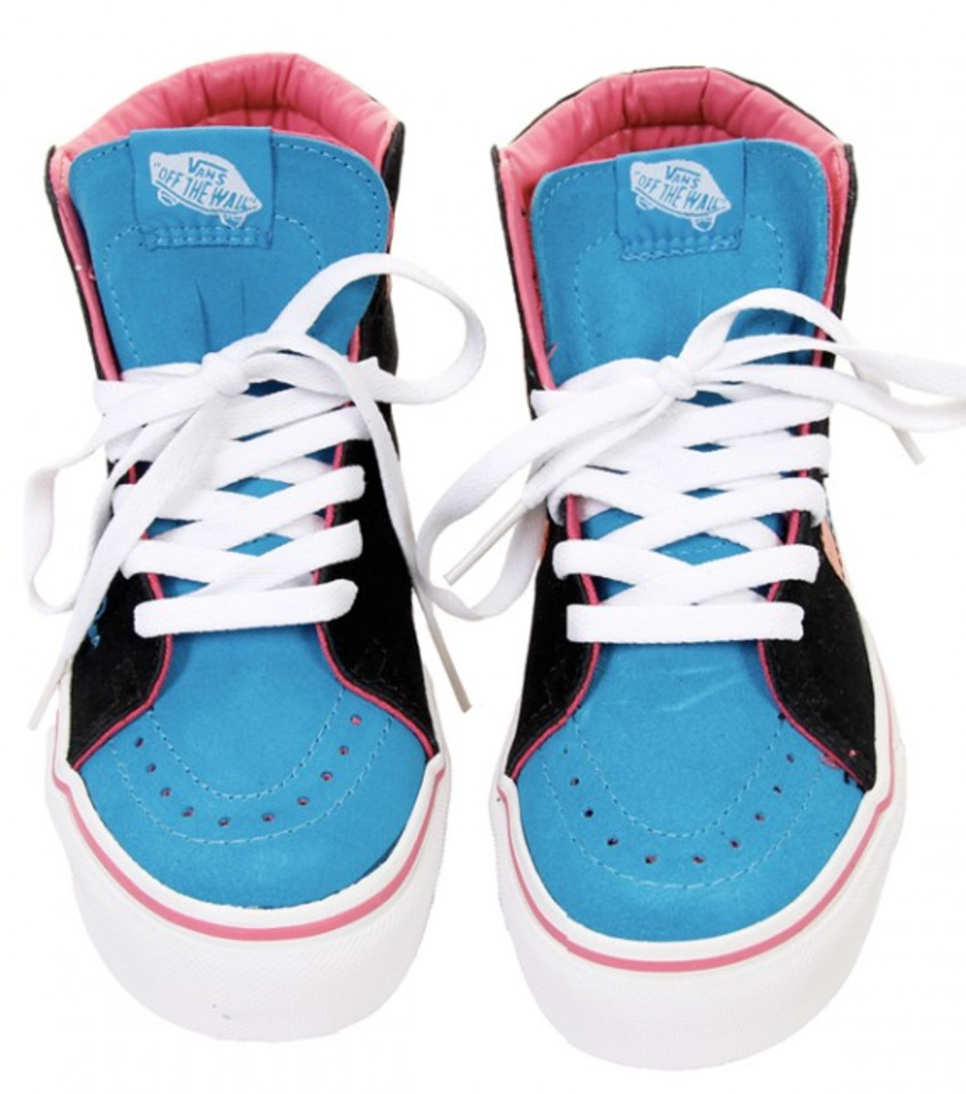 fa5da0411853ad VANS x Parra - Collaboration Collection