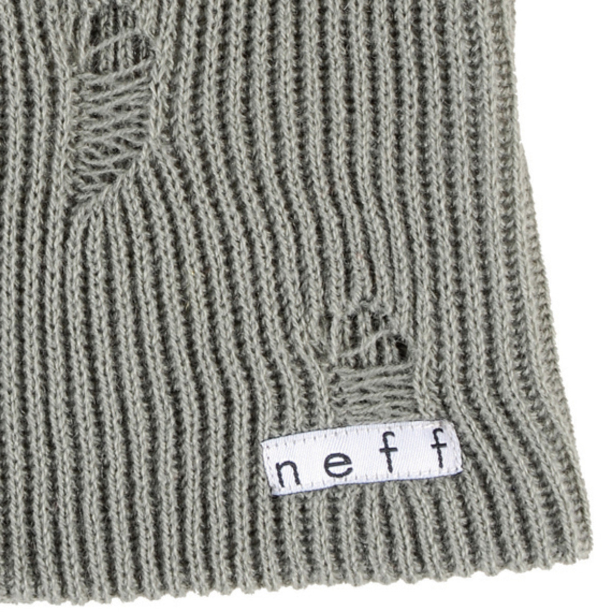 Neff x Steve Aoki - Neff DIM MAK Headwear Collection - Knit Beanie (Grey)