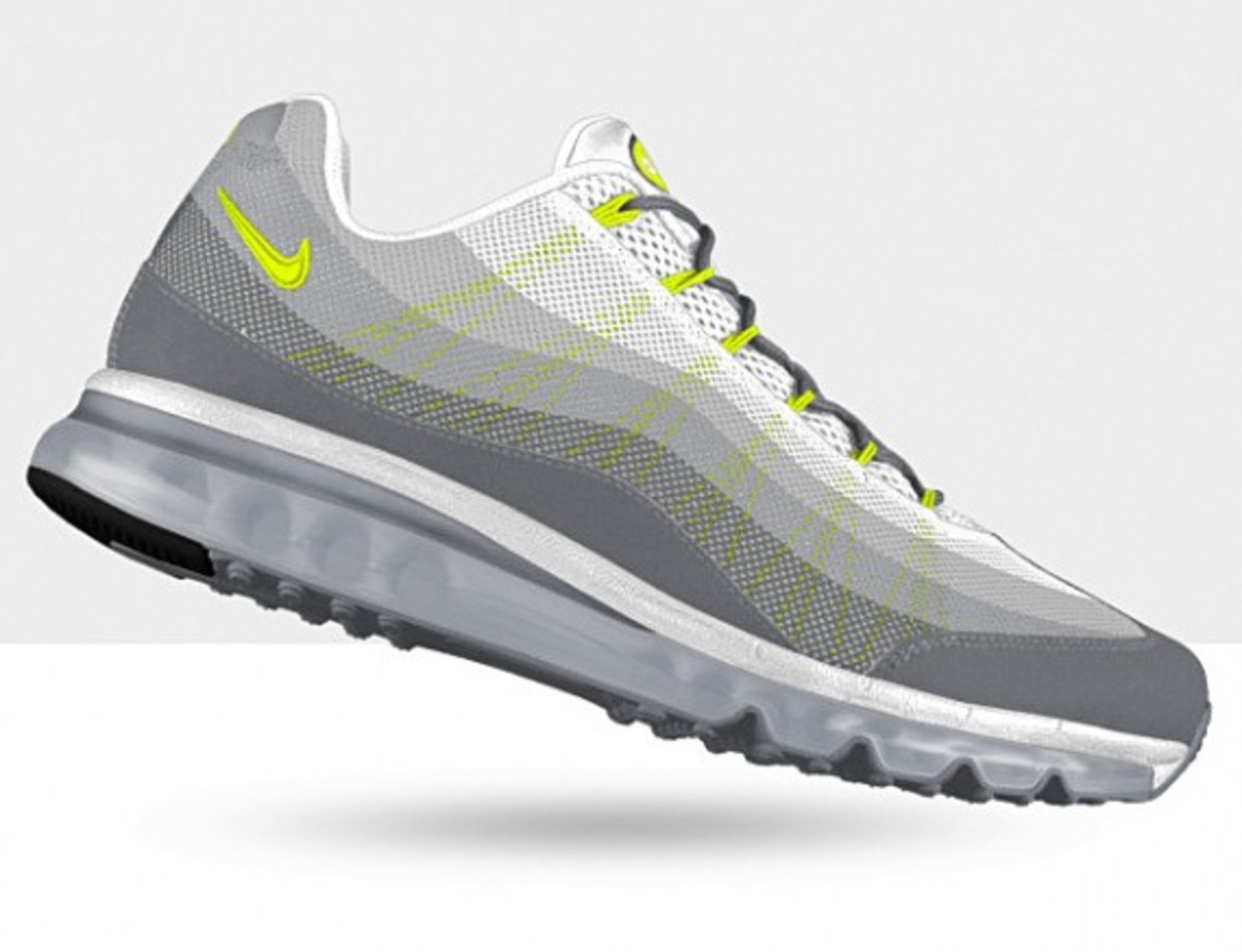 Nike Air Max 95 Dynamic Flywire iD - Spring 2013 NIKEiD Design Options - 10
