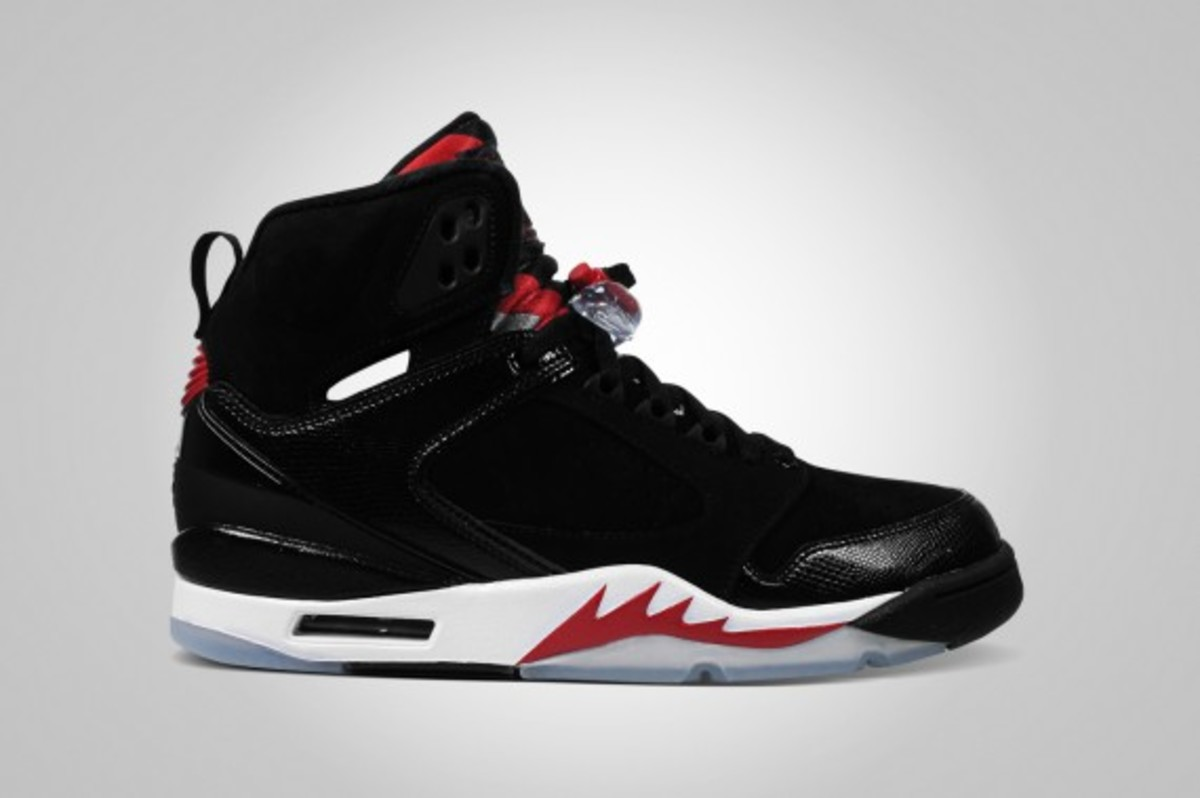 sports shoes 4a7fb 1a128 Air Jordan (60+) Sixty Plus - Fall 2009 Preview