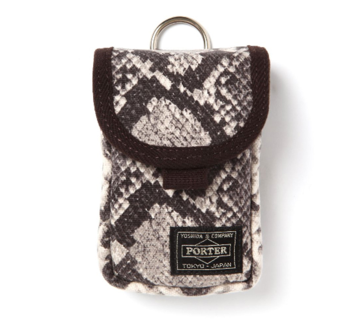 HEAD PORTER - Animal Collection: Python - iPod Case