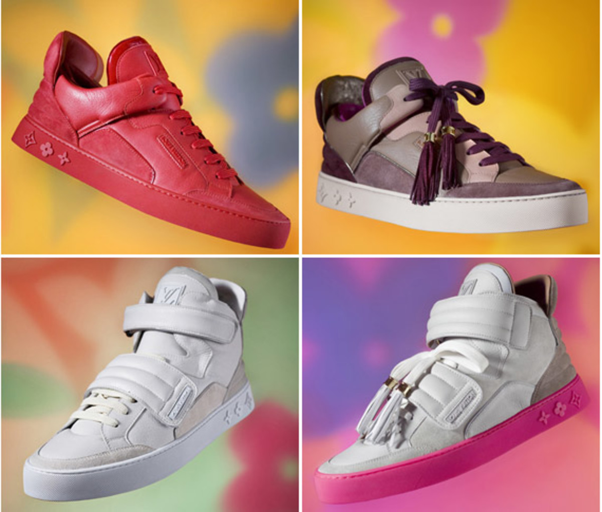 8e3224228b4f5 Louis Vuitton x Kanye West - Sneaker Collection Preview - Freshness Mag