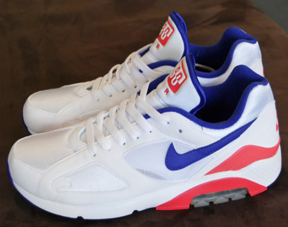 Nike Air Max 180 - Ultra Marine Edition - Freshness Mag