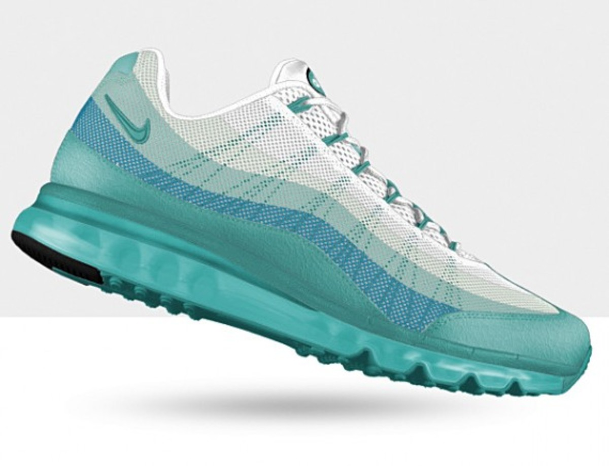 Nike Air Max 95 Dynamic Flywire iD - Spring 2013 NIKEiD Design Options - 8