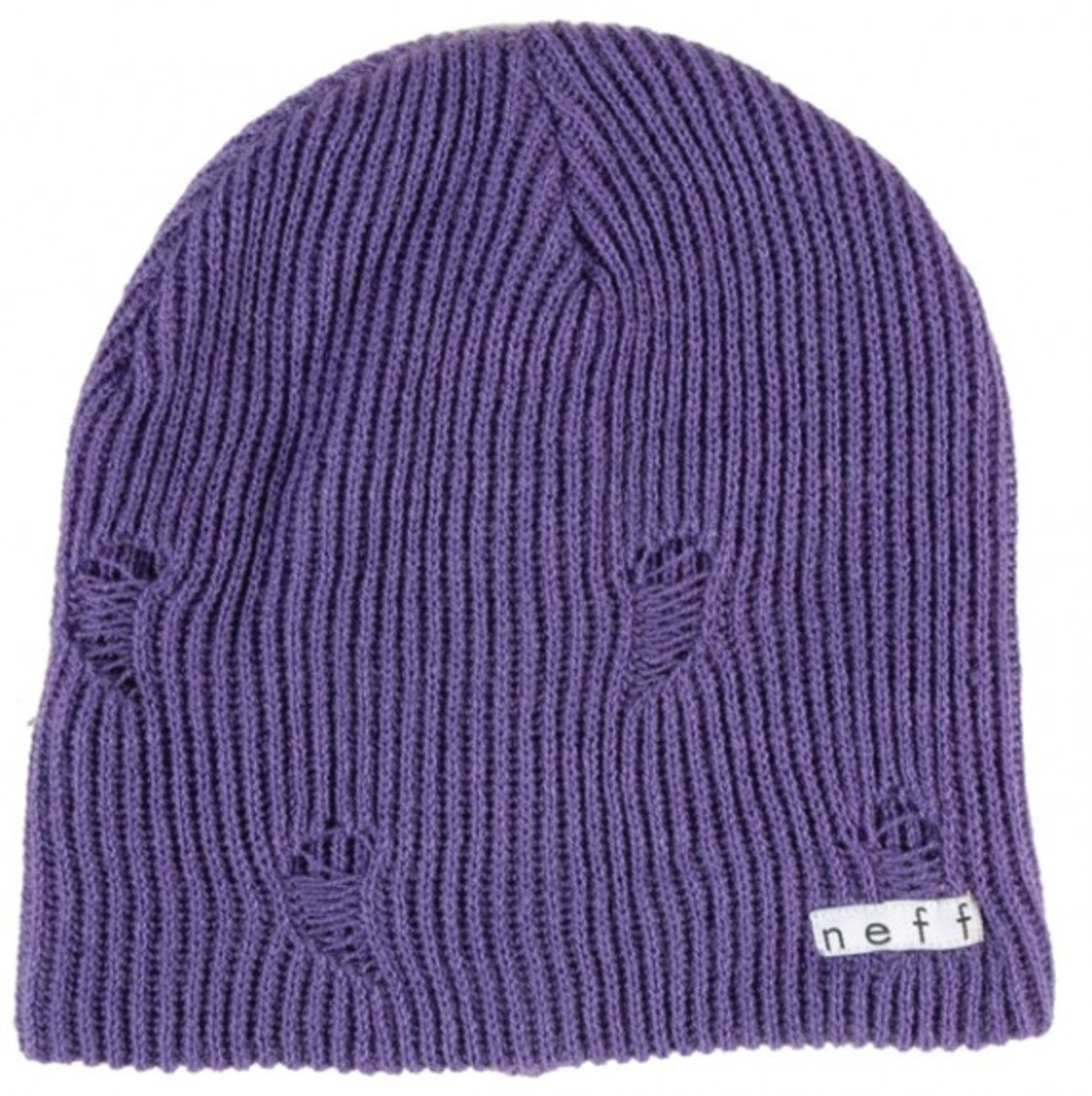 Neff x Steve Aoki - Neff DIM MAK Headwear Collection - Knit Beanie (Purple)